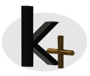 Logo Kasa Mais fundo cinza