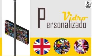 Vidro personalizado Centrel 2