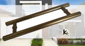 Tubular Bronze Claro 40x30 Kasa