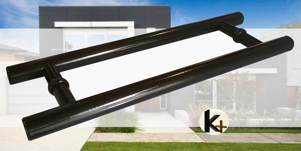 Tubular Bronze Escuro 40x30 Kasa