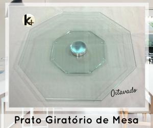 Prato Giratório de Mesa(2)